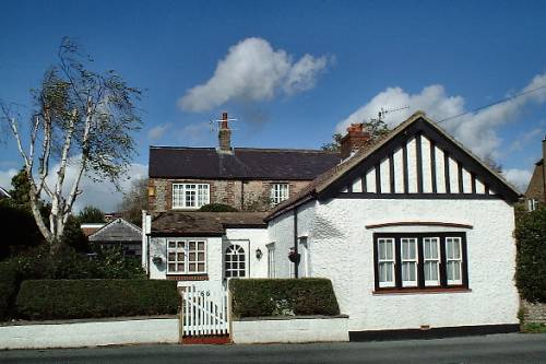 Manor Road cottage