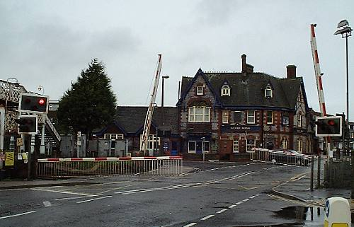 Rail Crossing 2002