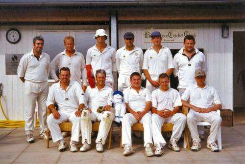 Lancing Manor touring team 2003