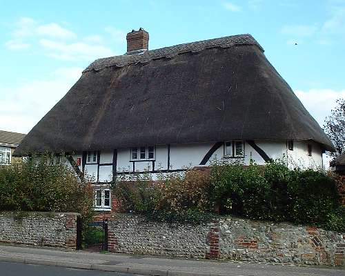 Cokeham Thatched Cottage